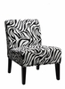 Accent lounge chair Virginia Furniture