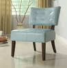 Accent contemporary chair model # 489BL-HOE