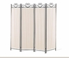 4 panel screen, room divider model # 2710