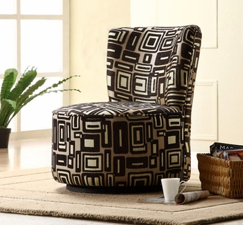 Accent lounge chair model # 488F9S-HOE