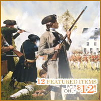 HISTORY REPEATS! 12 Featured Items - Only $12