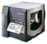 (Click to Enlarge)  Zebra Z6M Plus Printer  6 Inch DT/TT 203DPI 10 IPS Serial/PARALLEL 8MB