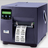(Click to Enlarge) Datamax I-4208 Thermal Transfer/Direct Thermal Printer - USB