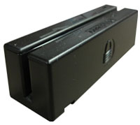(Click to Enlarge) MAG-TEK [21040106] - MAGTEK - USB - MINI HID - TRACK 2 - BLK- ONLY - (CP) [21040106]