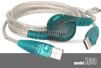 (Click to Enlarge) IOGEAR SmartLink: USB  File Transfer Cable (GUN161)