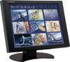 "(Click to Enlarge) TATUNG 12.1"" LCD TOUCH MONITOR - BLACK - RS232 [vt12t-a21a]"