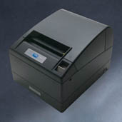 (Click to Enlarge) CITIZEN [ct-s4000pau-bk] - CITIZEN - THERMAL POS PRINTER - 112MM - 150 MM/SEC - 69 COL - PARALLEL & USB [ct-s4000pau-bk]