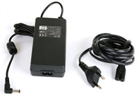 (Click to Enlarge) DATAMAX-ONEIL [220516-100] - >>> EURO AC ADAPTER BY DATAMAX-ONEIL (ITEM ALSO KNOWN AS : ONE-220516100) [220516-100]