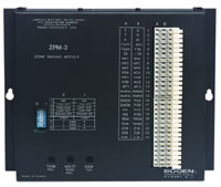 (Click to Enlarge) BOGEN [ZPM-3] - >> 3-ZONE PAGING MODULE (ITEM ALSO KNOWN AS : BOG-ZPM3) [ZPM-3]