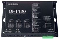 (Click to Enlarge) BOGEN [bog-dft120] - >> DIGITAL FEEDBACK TERMINATOR (I NCLUDES POWER SUPPLY) (ITEM ALSO KNOWN AS : DFT120) [bog-dft120]
