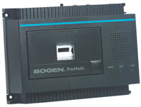 (Click to Enlarge) BOGEN [pro16] - >> MUSIC-ON-HOLD ANNOUNCER W/TAPE 16 MINUTE CAPAC  NO REPL [pro16]