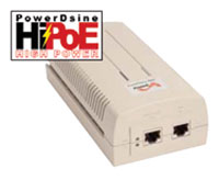 (Click to Enlarge) ARUBA [pd-9501g-ac] - >> SINGLE PORT 4-PAIR 802.3 AT POE (POWER OVER ETHERNET) MIDSPAN 10/100/1000 60W (ITEM ALSO KNOWN AS : ARU-PD-9501G-AC) [pd-9501g-ac]