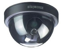 (Click to Enlarge) DIGIMERGE TECHNOLOGIES,INC. [dmt-dcd100013] - >>> B/W DOME CCD 570 TVL [dmt-dcd100013]