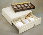 (Click to Enlarge) MMF DRAWER - MMF MEDIAPLUS 24V CL.WHITE  17x16 PNTD.FRONT INT'L(RQ.CBL) [225-17516241-e5]