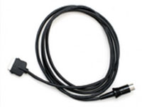 (Click to Enlarge) UNITECH [1550-600622z] - UNITECH - RS232 COM CABLE - D/C TO ZEBRA CAMEO 2&3 PA950/963/970 [1550-600622z]