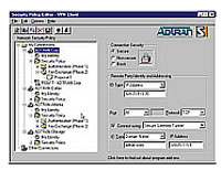 (Click to Enlarge) ADTRAN, INC. [1200360l1-5] - >> NETVANTA VPN CLIENT (5 USER LICENSE) [1200360l1-5]