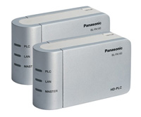 (Click to Enlarge) PANASONIC CONSUMER ELECTRONICS [bl-pa100kta] - >>> PLC BRIDGE 2-PACK 1 TO ROUTER  1 TO CONNECT TO A DEVICE [bl-pa100kta]