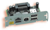 (Click to Enlarge) EPSON AMERICA [eps-c32c824111] - >> USB INTERFACE WITH 2 PORT HUB & DM CONNECTOR (ITEM ALSO KNOWN AS : C32C824111) [eps-c32c824111]