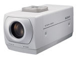 (Click to Enlarge) SONY ELECTRONICS INC. [snc-z20n] - >>> FIXED NETWORK COLOR CAMERA [snc-z20n]