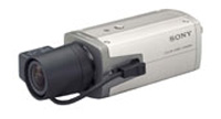 (Click to Enlarge) SONY ELECTRONICS INC. [sny-sscdc174] - >>> 1/3 Inch  SUPERHAD CCD COLOR CAMERA [sny-sscdc174]