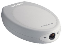 (Click to Enlarge) SONY ELECTRONICS INC. [sncp1] - >>> MPEG 4/JPEG NETWORK COLOR CAMERA [sncp1]
