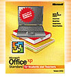 (Click to Enlarge) Microsoft Office XP Standard Academic Ed. - Full Retail