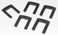 (Click to Enlarge) ZEBRA ENTERPRISE [kt-76490-01r] - ZEBRA ENTERPRISE - MC70 BATTERY ADAPTER SHIMS FOR 4 SLOT BATTERY CHARGER - 5 PACK [kt-76490-01r]