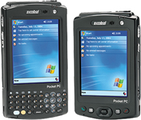 (Click to Enlarge) SYMBOL [mc5040-pk0dbnea8wr] - MOTOROLA  MC5590  MOBILE COMPUTER  WLAN 802.11A/B/G  COLOR TOUCH SCREEN  2D IMAGER  WM 6.1  128/256 MB  PIM KEY  BLUETOOTH  STANDARD 1X 2400 MAH BATTERY[New Part: MC5590-PK0DKNQA7WR] [mc5040-pk0dbnea8wr]
