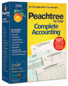 (Click to Enlarge) Peachtree Complete Accounting 2006 Multi User (5 Users)