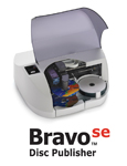 (Click to Enlarge) PRIMERA TECHNOLOGY [63101] - PRIMERA - BRAVO SE - BURNER - CD/DVD DISC PUBLISHER - 110-240 VAC (.) [63101]
