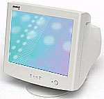 (Click to Enlarge) 3M TOUCH - 3M 15 Inch CRT CAPACITIVE SERIAL BEIGE [11-1642-701n]