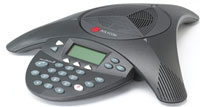 (Click to Enlarge) POLYCOM INC [2200-16000-001] - >>> SOUNDSTATION 2 NON-EXPANDABLE WITH DISPLAY (ITEM ALSO KNOWN AS : POL-220016000001) [2200-16000-001]