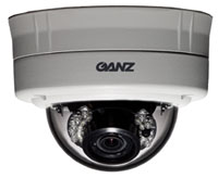 (Click to Enlarge) CBC AMERICA CORP [cbc-zcdt2312nhair] - >>> OUTDOOR HIRES IR DOME CAMERA 3.3-12MM 480TVL A/I LENS [cbc-zcdt2312nhair]