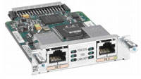 (Click to Enlarge) CISCO [hwic-2fe] - >>> TWO 10/100 ROUTED PORT HWIC OPTION ITE (ITEM ALSO KNOWN AS : CSC-HWIC2FE) [hwic-2fe]
