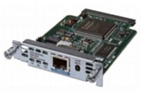 (Click to Enlarge) CISCO SYSTEMS INC. [hwic-1dsu-t1-] - >>> 1-PORT T1/FRACTIONAL T1 DSU/ C SU WAN INTERFACE CARD (ITEM ALSO KNOWN AS : CSC-HWIC1DSUT1-) [hwic-1dsu-t1-]