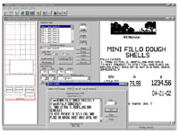 (Click to Enlarge) AVERY BERKEL [mx50] - AVERY BERKEL - MX50 SCALE - UTILITY SOFTWARE [mx50]
