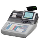 (Click to Enlarge) CASIO [te-8500] - CASIO ECR DUAL THERMAL PRINTER LCD DISP SHIP W/DL-3616 DRAWE [te-8500]