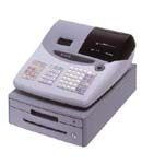 (Click to Enlarge) CASIO, INC. - CASIO CE-T100 ECR SNG STN THERMAL PRINTER [ce-t100]