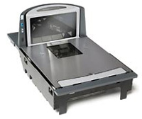 (Click to Enlarge) DATALOGIC SCANNING [84100201-001] - DATALOGIC ADC - MAGELLAN 8400 - SCANNER - SHORT PLATTER - SAPPHIRE GLASS - SHELF MOUNT - STANDARD (NO DISPLAY - CABLE OR POWER SUPPLY) [84100201-001]