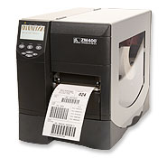 (Click to Enlarge) ZEBRA TECHNOLOGIES [zm400-2001-0100t] - ZEBRA  USE ZT41042-T010000Z ZM400 PRINTER 4 INCH  DIRECT THERMAL/THERMAL TRANSFER 203DPI 16MB ZPLII XML SERIAL/USB ZEBRANET 10/100 ETHERNET (=) [zm400-2001-0100t]
