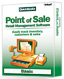 (Click to Enlarge) Quickbooks Point Of Sale v7.0 Basic POS Software