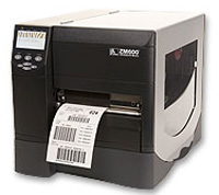 (Click to Enlarge) ZEBRA TECHNOLOGIES [zm600-2001-5000t] - ZEBRA ZM600 PRINTER 6 INCH  DIRECT THERMAL/THERMAL TRANSFER 203DPI 16MB ZPLII XML SERIAL/PARALLEL/USB PEEL FULL REWIND (=) [zm600-2001-5000t]