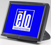 (Click to Enlarge) ELO TOUCHSYSTEMS [e840185] - ELO - 15A1 - 15 Inch  LCD - TOUCHCOMPUTER - INTELLITOUCH - USB INTERFACE - WINDOWS XP PROFESSIONAL - DARK GRAY - DESKTOP [e840185]