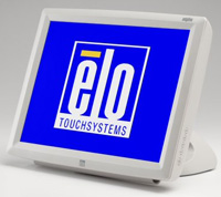 (Click to Enlarge) ELO TOUCHSYSTEMS [e587776] - ELO - 1529L - 15- LCD - ACCUTOUCH - SERIAL/USB INTERFACE - BEIGE - SHORT STAND - DESKTOP [e587776]