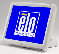 (Click to Enlarge) ELO TOUCHSYSTEMS [e817828] - ELO - 1529L - 15-LCD - APR - USB INTERFACE - BEIGE - SHORT STAND - DESKTOP [e817828]