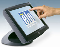 (Click to Enlarge) ELO TOUCHSYSTEMS [e187592] - ELO  1229L  12 Inch  LCD  ACCUTOUCH  USB INTERFACE  DARK GRAY  FINGER PRINT READER  D [e187592]