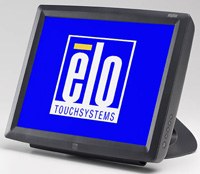 (Click to Enlarge) ELO TOUCHSYSTEMS [e903027] - ELO 1529L 15 Inch LCD TOUCHCOMPUTER INTELLITOUCH USB INTERFACE WIN CE REAR CUSTOMER DISPLAY [e903027]