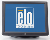 (Click to Enlarge) ELO TOUCHSYSTEMS [e467495] - ELO - 1522L - 15- LCD - INTELLITOUCH USB - DARK GRAY - SHORT STAND - DESKTOP [e467495]