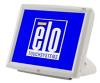 (Click to Enlarge) ELO TOUCHSYSTEMS [e592262] - ELO - 1522L - 15- LCD - CARROLLTOUCH USB - BEIGE - SHORT STAND - DESKTOP [e592262]