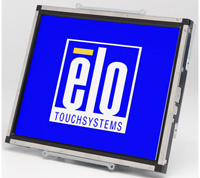 (Click to Enlarge) ELO TOUCHSYSTEMS [e103208] - ELO - REFER TO E344035 - 1537L - 15 Inch LCD - SURFACE CAPACITIVE - SERIAL/USB INTERFACE - BLACK MINIBEZEL - REAR-MOUNT [e103208]